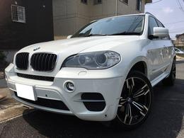 BMW X5 xドライブ 35i 4WD