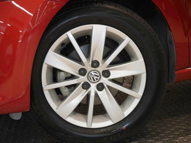 185/60R15 Volkswagen純正アルミホイール