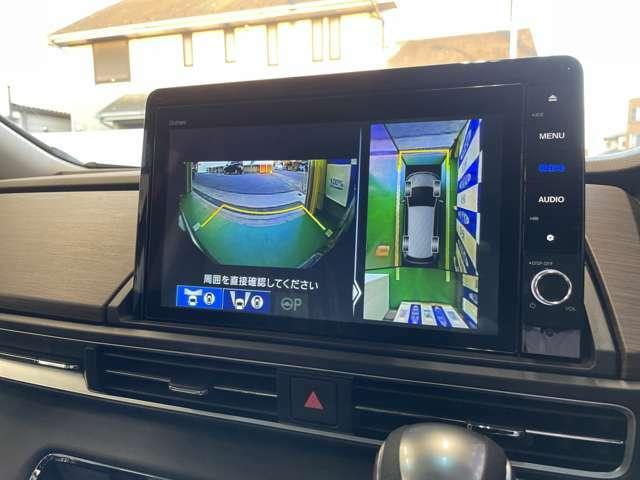 新車/10インチプレミアムインターナビ/マルチビューカメラシステム/ETC2.0車載器/ハンズフリーアクセスパワーテールゲート