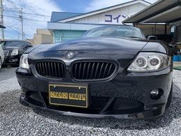 BMW Z4 ロードスター2.5i 19AW Fエアロバンパー LEDヘッド