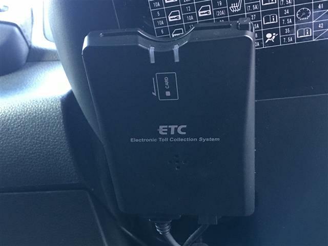 【ETC】最近では必須となっているETC。高速道路使用時スムーズにETCレーンを通り抜けることが可能ですよ♪*ETCマイレージ登録も強くおすすめ致します。