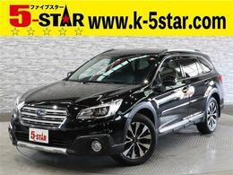 スバル レガシィアウトバック 2.5 リミテッド 4WD SDナビ電動S黒革シートHレークルLED純AW