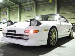 トヨタ MR2 2.0 GT-S 車高調 エアクリ マフラ- 追加メ-タ-