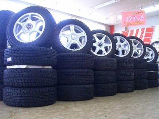 Aプラン画像:タイヤのメーカーはダンロップ、グッドイヤー、ブリヂストン、ヨコハマタイヤ、ミシュラン等になります。