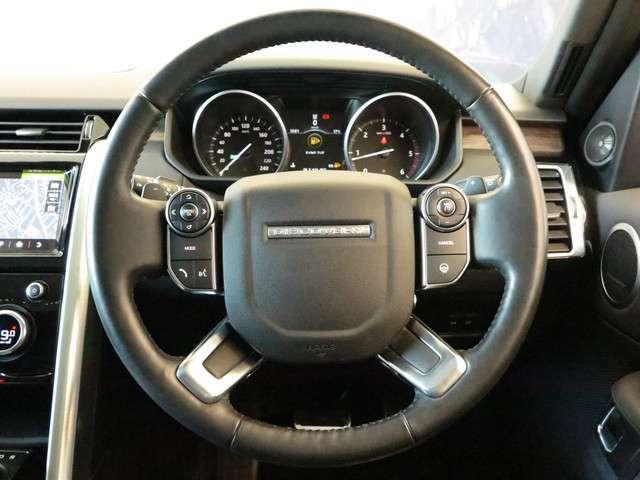 ステアリングホイールヒーター「運転中の手を温め、快適なドライブをアシストしてくれます。」
