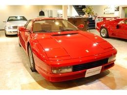 フェラーリ テスタロッサ ヨーロッパモデル センターロック