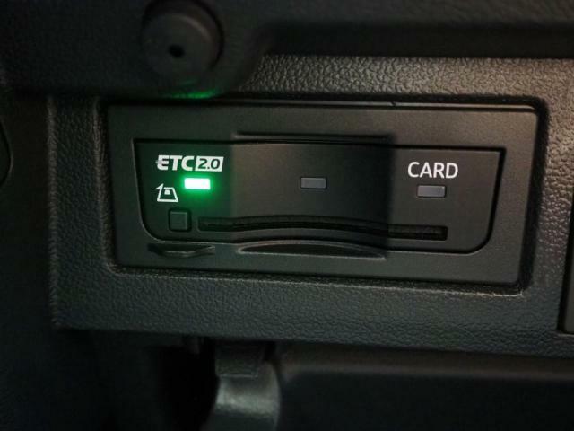 ETC2.0 で高速道路も快適です。