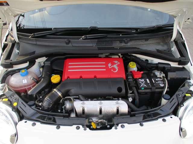 1.4リッター直列4気筒DOHC16バルブICターボエンジンは145psを発生!