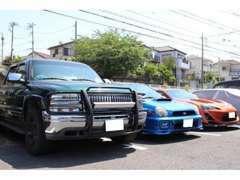 納車時には全車法定整備点検を実施してご納車致しますのでご安心頂けるカーライフを提供致します。