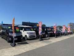 当店はゆめタウン徳島近くにあり高松自動車道板野IC・徳島自動車道藍住ICからも5分とアクセスのよい立地になっております★