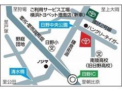 鎌倉街道「日野中央公園」交差点を洋光台方面へ曲がりすぐ