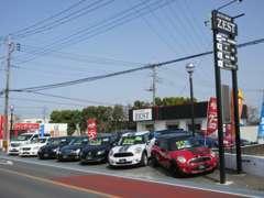 高年式・低走行車中心に、綺麗な車を販売しています。現車確認でもご来店ください。
