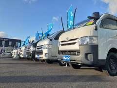 ★お買い得!「ロープライス」な乗用車も多数在庫ご用意しております!もちろん東北には欠かせない4WD車多数展示しております!