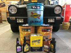 オイル交換、タイヤ交換、車検、アフターサポートも充実!