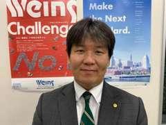 店長の山崎です。この4月より赴任しました。県内NO1ディーラーとして皆様のカーライフのお手伝いをさせていただきます!!