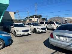 国産車、外車、軽自動車オールジャンルを取り扱っています