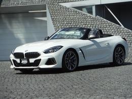 BMW Z4 M40i 黒革/メーカーナビ/バックモニター/ETC