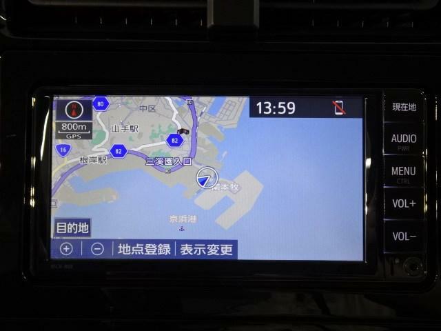 目的地を設定する事で音声案内、画面で案内してくれます。道に迷ったら安全な場所に停車して、目的地を設定。携帯ナビも良いですが、時間が掛かりますが、車載ナビはすぐに地図を確認できるのはとても便利ですよね。