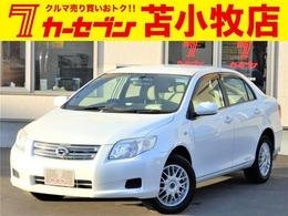 トヨタ カローラアクシオ 1.5 G 4WD 寒冷地仕様 プッシュスタート