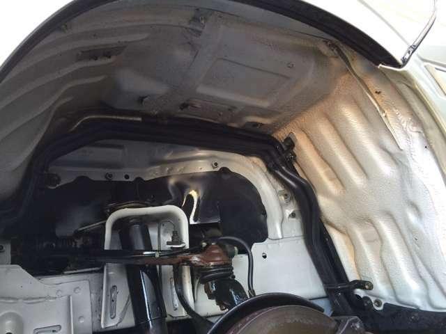 Bプラン画像:【リブートの全車標準仕上げ内容】当店の車両は、下回りやタイヤハウスの泥汚れも徹底洗浄!良質な個体をご確認頂けます。