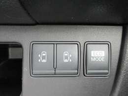 乗り降り楽々♪両側電動スライドドア☆運転席で操作可能です!
