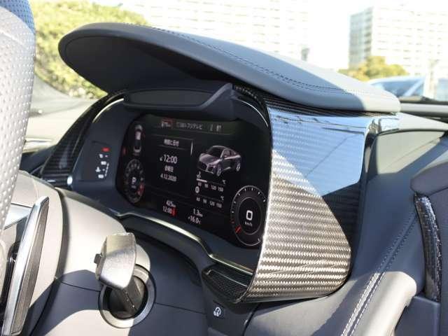 ・Audiバーチャルコックピット・Audi connect