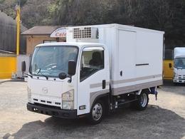 マツダ タイタン 2t 冷蔵冷凍車 全低床 スタンバイ付 BKG-LMR85AN