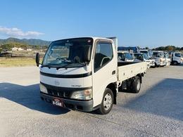 日野自動車 デュトロ 4.6 全低床 ディーゼル 2トン平ボディ 2tヒラ 標準 外装仕上中