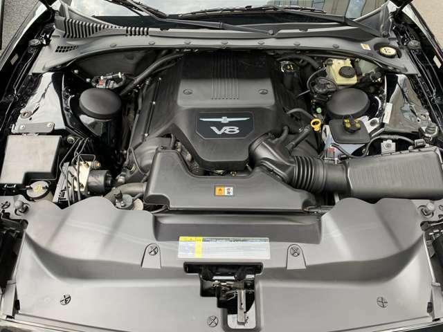 V8 3900ccのエンジンの馬力は252hp(カタログ値)試乗出来ます!お気軽にお問い合わせください!03-5607-3344