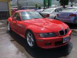 BMW Z3が仲間入りしました~♪ドライブの定番のオープンカーです、お出かけしましょう~(≧v≦)