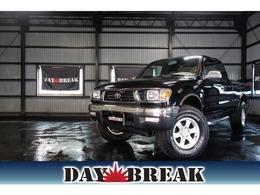米国トヨタ タコマ エクストラキャブ 3.4 V6 4WD Boralマフラー 社外16インチAW