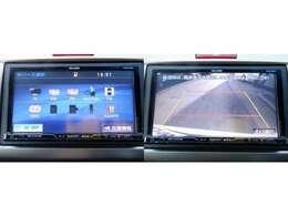 SDナビ 地デジ DVD再生 Bluetooth接続対応 バックカメラ 曇り無くキレイに映ります