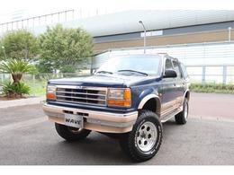 フォード エクスプローラー エディバウアー 4WD 春日部33・ワンオーナー・リフトアップ