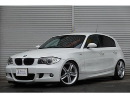 BMW 1シリーズ 130i Mスポーツ 6速MT車高調 黒革OP18アルミ 1年保証