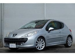 プジョー 207 GT ガラスルーフ 5MT ユーザー買取車1年保証