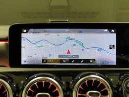 【10.25インチのワイドディスプレイ】運転に必要な情報を表示するディスプレイは高精細で、とっても大きいワイドディスプレイ!
