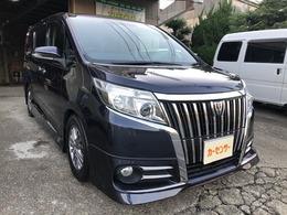 トヨタ エスクァイア 2.0 Gi 純正エアロ/9インチナビ/フリップモニター