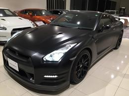 日産 GT-R 3.8 プレミアムエディション 4WD プロテクションフィルムXPELステルス施工