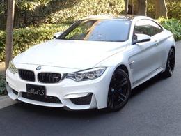 BMW M4クーペ M DCT ドライブロジック オプション19AW ヘッドアップディスプレイ