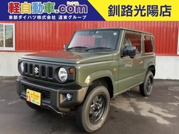 スズキ ジムニー 660 XL スズキ セーフティ サポート 装着車 4WD シートヒーター