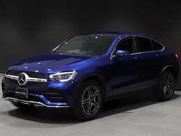 【人気車種GLCの最新モデル】洗練された力強さ溢れるエクステリアをまとい、オフロードをたくましく走る。ドライバーの要望にしっかり応えるGLCです!
