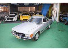 メルセデス・ベンツ SLクラス の中古車 450SL ハードトップ オープントップ 広島県三原市 349.0万円