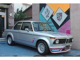 BMW 2002シリーズ 2002ターボ 1973年ヨーロッパ並行5速MTレストア済み