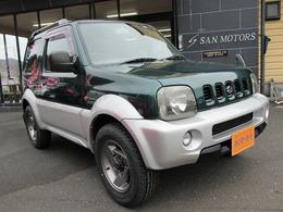 スズキ ジムニーワイド 1.3 4WD 1オーナー・禁煙車・全塗装・フルノーマル