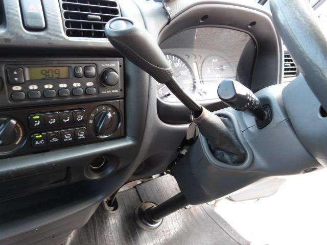 運転楽々のコラムAT車