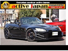 ホンダ S2000 S2000エアロボディキット GTカーボンボンネット GTウイング