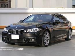 BMW 5シリーズ 523d マエストロ ディーゼルターボ BMW Individualレザー LEDヘッド ACC