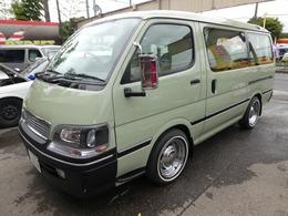 トヨタ ハイエース 2.4 リビングサルーンEX 70sカスタム