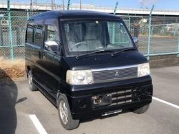 三菱 タウンボックス 660 RX ハイルーフ ターボ/タイベル交換済み/車検5年5月