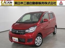 三菱 eKワゴン 660 E eアシスト 認定U-CAR